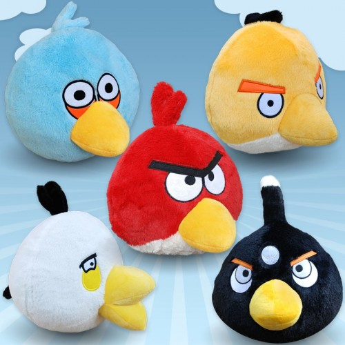 Angry Birds Vakum