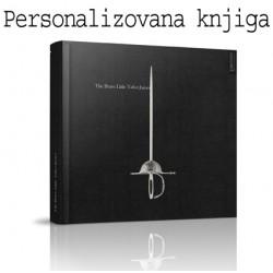 Hrabri krojač - personalizovana knjiga