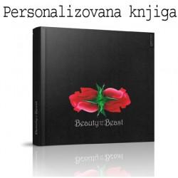 Lepotica i zver - personalizovana knjiga