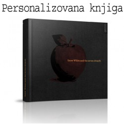 Snežana i sedam patuljaka - personalizovana knjiga