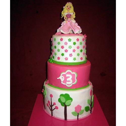 Torta - Barbika