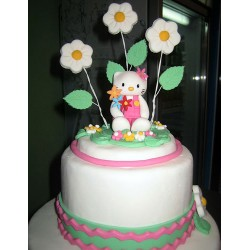 Torta - Hello Kitty 2
