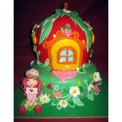 Torta - Jagodica Bobica