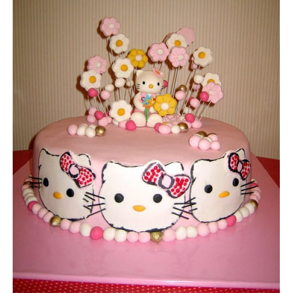 hello kitty rođendan Torta   Hello Kitty | personalizovana torta na poklon | za rodjendan hello kitty rođendan